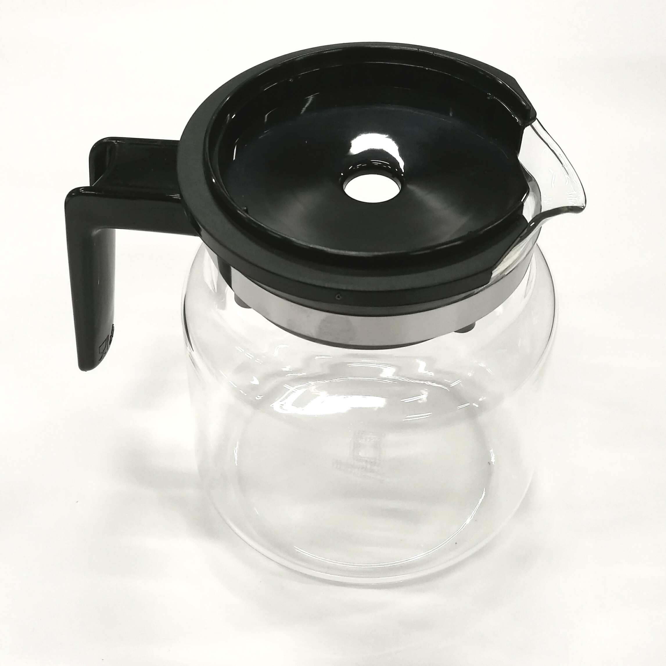 Glass Jug 1 25 With Aroma Lid For Moccamaster