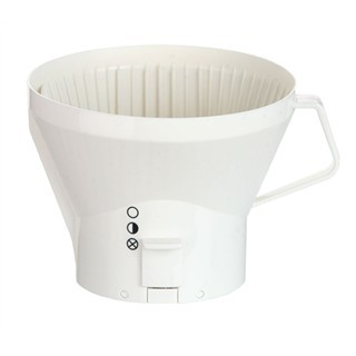 13195 moccamaster filter holder white for Moccamaster spray arm