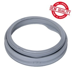 Door gasket for washing machine, WHIRLPOOL (481202308153), SMEG (754131546)