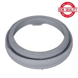Door gasket for washing machine, WHIRLPOOL (480111100188), WHIRLPOOL BAUKNECHT, WHIRLPOOL IGNIS