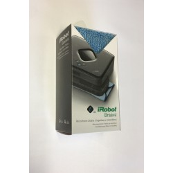 Microfiber cloths iRobot Braava 320, 380 models (3pcs)