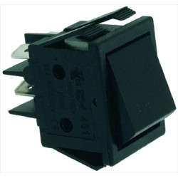 Switch 16A 250V, black