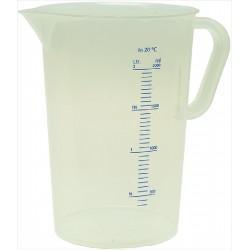 Kannu veden mittaamiseen 2.0 L