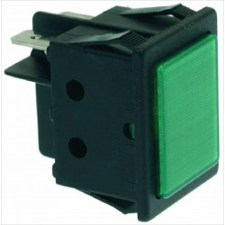 GREEN INDICATOR LIGHT 24V