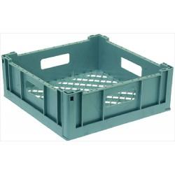 Glass litter 395x395x150 mm