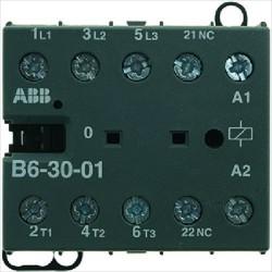 Contactors ABB B6-30-01