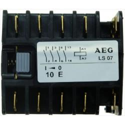 Contactor AEG LS07 7A 230V 3Kw