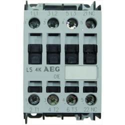 Contactor AEG LS4K 9A 230V 4Kw