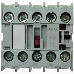 Kontaktori AEG LS05 9A 230V 4Kw