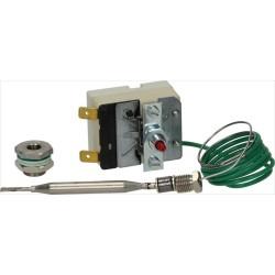 Single-phase thermostat 130°C