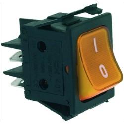 Switch 16A 250V, orange