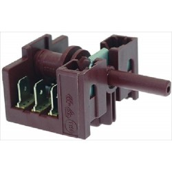 Selector switch 2-positions