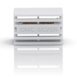 Stadler Form Ionic Silver Cube (A-111)