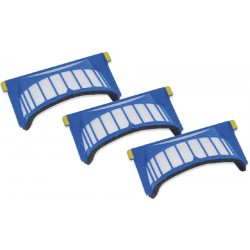 20938 Roomba 600 Filters (3 pcs)