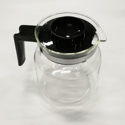 Glass Jug 1,25 with aroma lid for Moccamaster