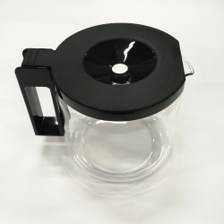 Glass Jug 1,25 with lid for Moccamaster