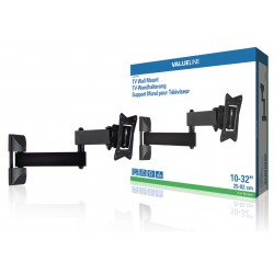 """TV Wall Mount Fully Adjustable 10 to 32 """"30 kg"""