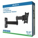 "TV Wall Mount Fully Adjustable 10 to 32 ""30 kg"