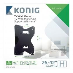 """TV väggmonterbar Justerbar helt justerbar 26 till 42 """"40 kg"""