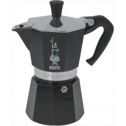 Bialetti Moka Express 6-cups, black