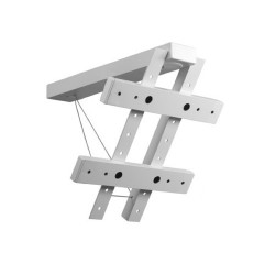 Design Kattoteline Sigden SM03W (32'-40', valkoinen)