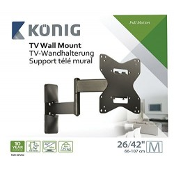 "TV Wall Mount Full Motion 26 - 42 "" 30 kg"