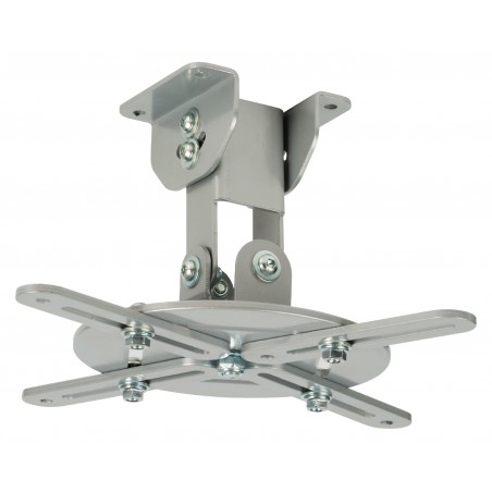Projector Ceiling Mount Fully Adjustable 10 kg Silver