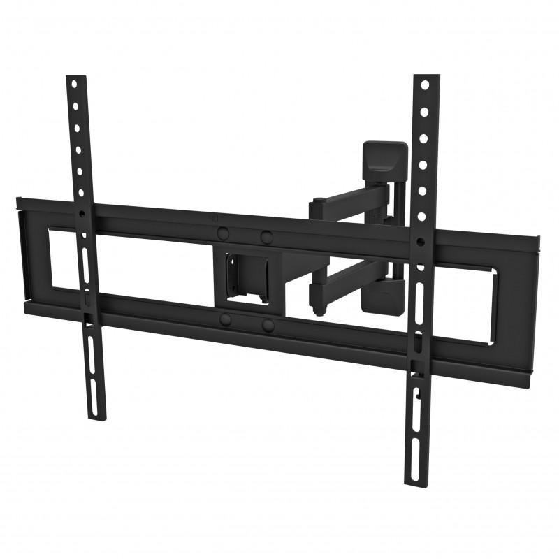 "Full Motion TV Wall Mount | 37-70"" | Max 35 kg | 3 Pivot Points"