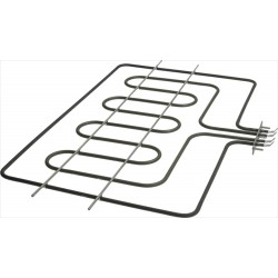 Oven heating element + grill element Smeg 1050/2800W 230V - 1145/3050W 240V