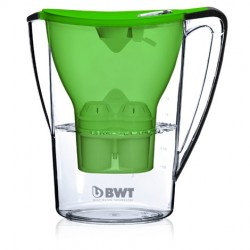 BWT Penguin water jug 2,7 l, green