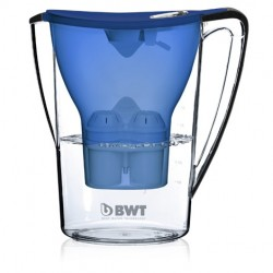 BWT Penguin water jug 2,7 l, blue