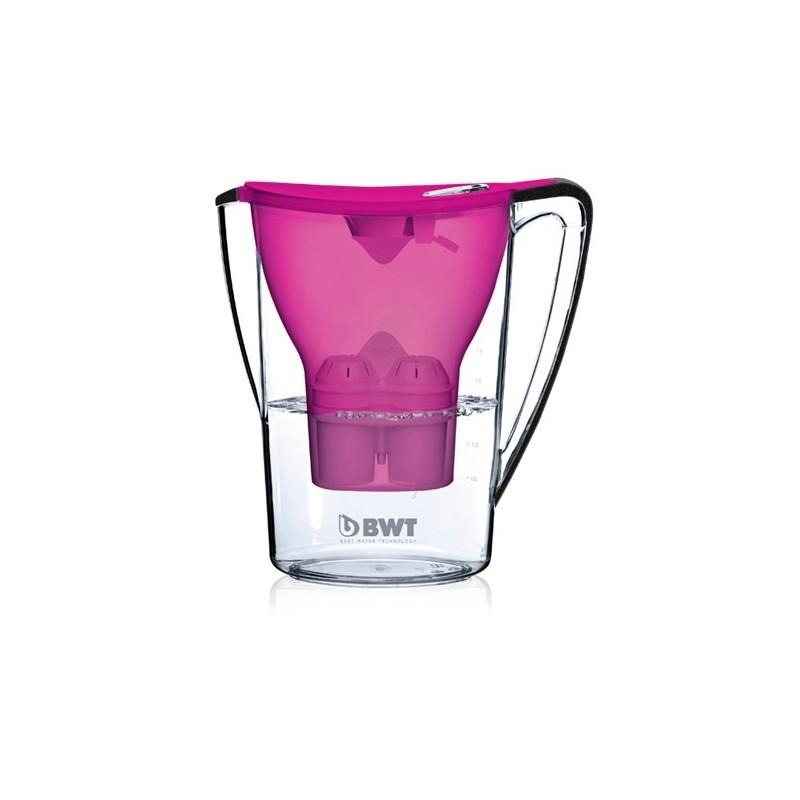 BWT Penguin water jug 2,7 l, pink