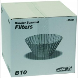 Bravilor Bonamat filter paper ø 152/437 mm 250 pcs