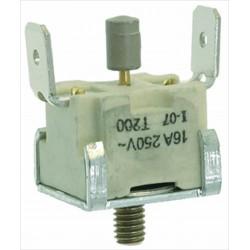 Bravilor Bonamat termostaatti manuaalisella resetoinnilla 115°C 16A 250V