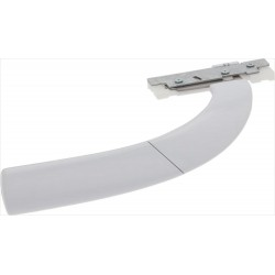 Handle for Beko fridge, white