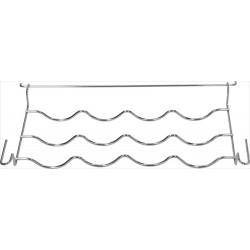 Beko bottle shelf, 450x285x50 mm