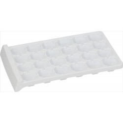 Beko ice cubes tray, 235x145 mm