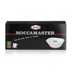 85025 Moccamaster suodatinpaperi 100 X 110mm (CD Grand)