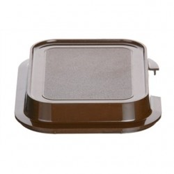 13008 Moccamaster Lid for Water tank, Brown