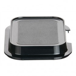 13010 Moccamaster Lid for Water tank, Black