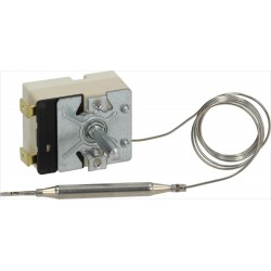 Single-phase thermostat 60-200°C