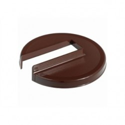 13108 Moccamaster Lid for filter holder, Brown