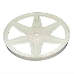 Candy washing machine drum pulley 41024466