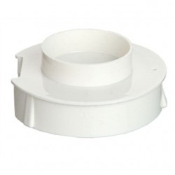 13318 Moccamaster Serving Lid, White