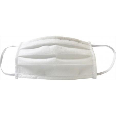Washable double layer face mask, 5 pcs