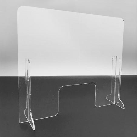 Plexiglass divider 800x700x5 mm