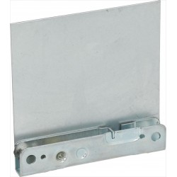 Roll holder for hinge, right