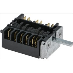 Selector Switch, 0-5 positions