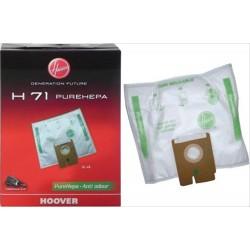 Hoover Pure HEPA dust bag H71
