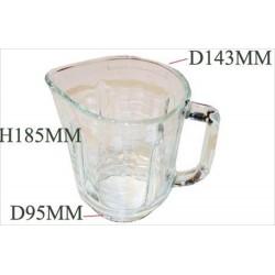 KitchenAid Blenderin lasikulho (uusiin malleihin 5KSB555..)